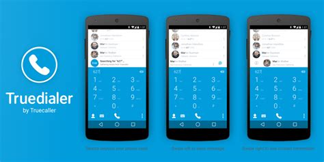 phone dialer app looking for a smart dialer app for android truedialer