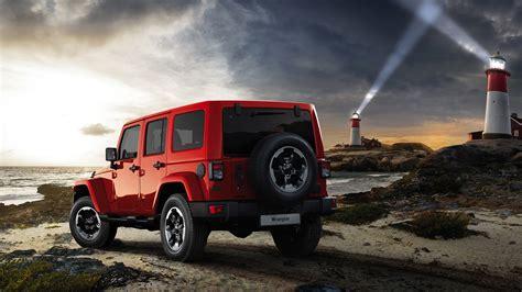 2015 Jeep Wrangler X Edition Wallpaper