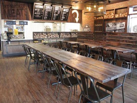 bbq restaurant kitchen size fast food restaurant
