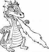 Dragon Pages Coloring Printable Colouring Scary Activity Printablecolouringpages Via sketch template