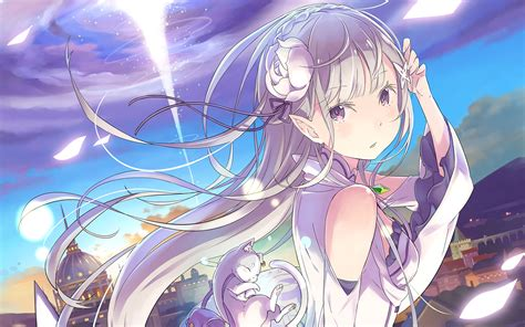 Anime Wallpaper Re Zero - re zero starting in another world hd wallpaper