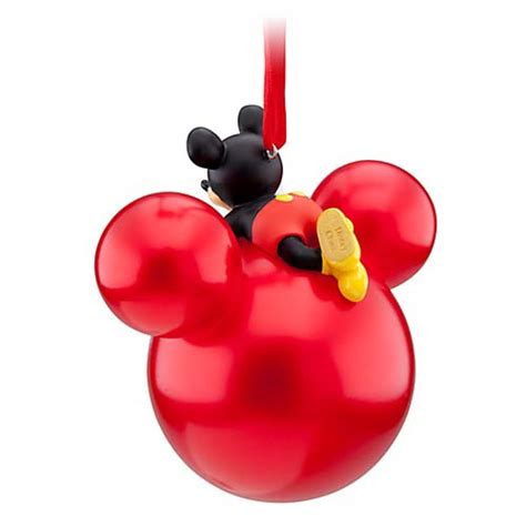 your wdw store disney christmas ornament 2012 mickey