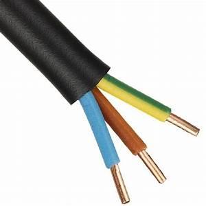 Section De Cable électrique : c ble lectrique ro2v 3g2 5 couronne de 50m ~ Dailycaller-alerts.com Idées de Décoration