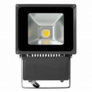 W led flood light fixture v e fla