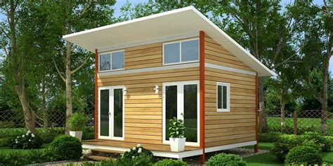 small house in this genius project would create tiny homes for