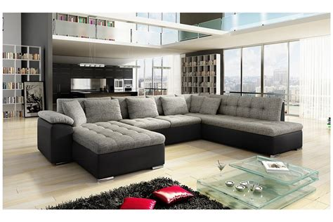 chaise de bureau marron canapé d 39 angle convertible en u alta i design