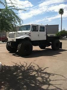 2000 International 4700 Monster Truck For Sale