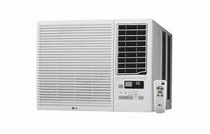 Lg Lw8015hr  8 000 Btu Window Air Conditioner