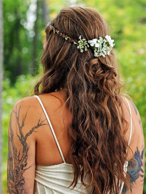wedding hairstyles  braids wedding