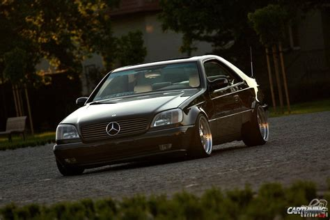 Tuning Mercedes-Benz S600 Coupe C140