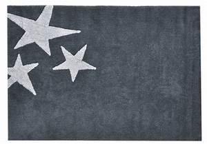Tapis Enfant Etoile : tapis trois etoiles 120x160 lorena canals file dans ta chambre ~ Teatrodelosmanantiales.com Idées de Décoration