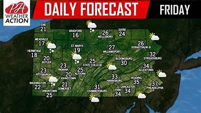 Forecast Daily Friday November 25th 10th Saturday