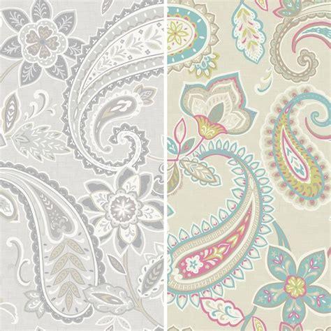 holden decor indira paisley pattern floral flower
