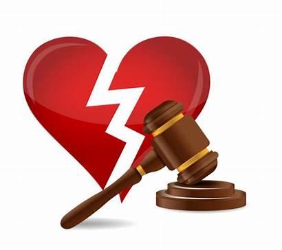 Divorce Vector Judge Background Clip Moving Illustration