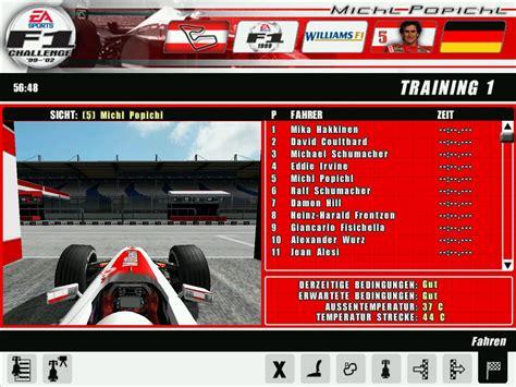 F1 Challenge '99-'02 - скачать полную версию