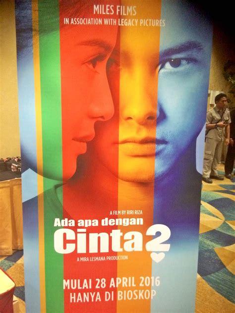 Ini Dia Poster Resmi 'ADA APA DENGAN CINTA 2', Bikin ...