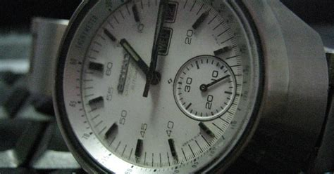 jam tangan vintage original poljot vintage watches for sale seiko 6139 7100 white helmet sold