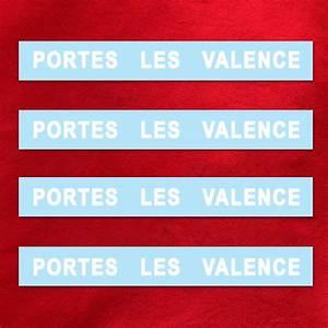 But Portes Les Valence : d calcomanies eau portes les valence x4 ~ Melissatoandfro.com Idées de Décoration