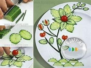 Cómo decorar platos de comida Tozapping