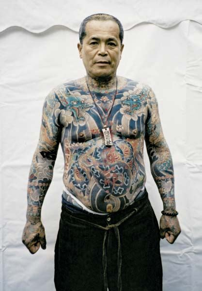 monginc yakuza mafia  menakutkan  jepang