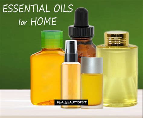 Ways To Use Essential Oils Around Your Home   THE INDIAN SPOT