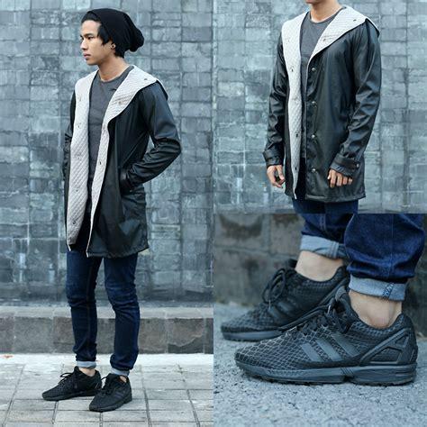 Adidas Zx Flux Black Outfit coriolis.nu