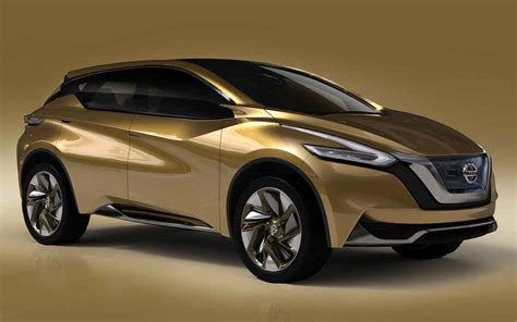nissan murano auto car update