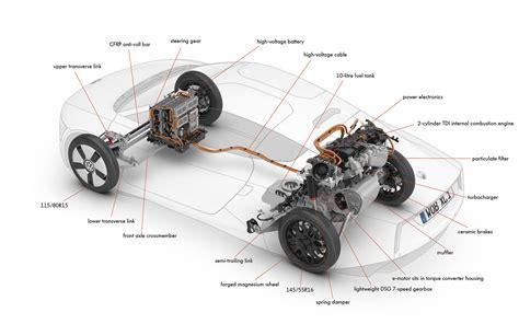 Vw Xl1 Diesel-electric 314 Mpg Plug-in Hybrid Revealed