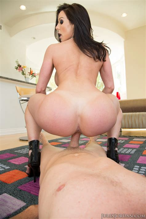 Kendra Lust In Sexy Shoes Sucking And Riding Big Cock In