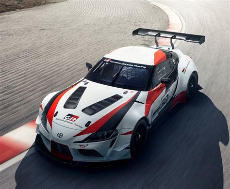 Toyota Gr Supra Racing Concept Previews New Supra