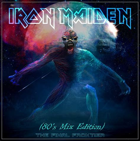 Riddle Of SteeL - MetaL Music: Iron Maiden - The Final ...