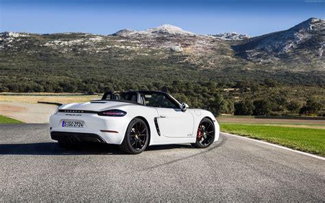 Porsche 718 Backgrounds by 101142 2018 Cars 4k Porsche 718 Boxster Gts Cars