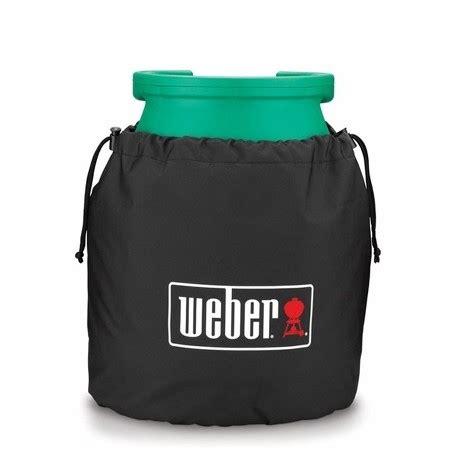 housse weber pour bouteille de gaz petit format por 14 99 euros