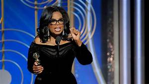 Oprah for President? Why Oprah Winfrey's Golden Globes ...