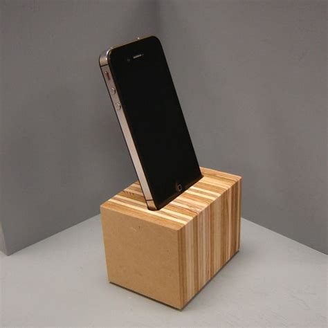 wooden iphone station wooden iphone station wood for electronics