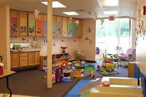 Daycare infant room