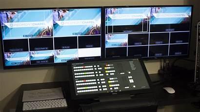 Streaming Church Start Everything System