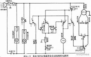 Midea Household Automatic Dishwasher Circuit