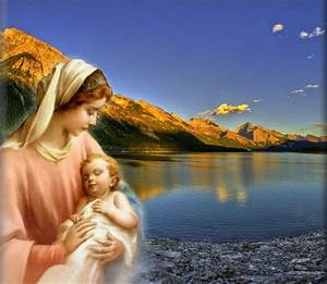 Mary Mother Of God Wallpapers - Wallpaper Cave