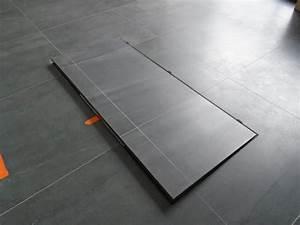 Trappe à carreler avec fond acier 180 x 80 Architectes Du Vin