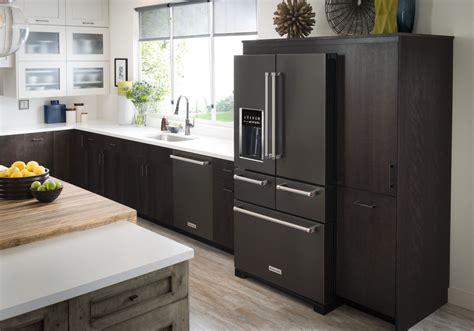kitchen design inspirations   black stainless