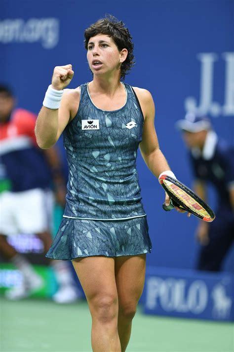 See more of ana karla suarez official on facebook. Carla Suarez Navarro At 2017 US Open Tennis Championships - Day 7 - Celebzz - Celebzz