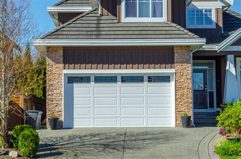 the garage door las vegas five types of garage doors you can add to your home in las