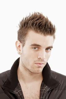 gaya rambut pendek pria terbaru ayeeycom
