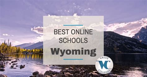 wyoming colleges valuecolleges
