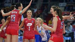 Russian volleyball success: Rio Olympics qualification ...