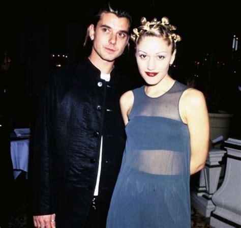 Gwen + Gavin. #gwenstefani #gavinrossdale 90s style ...