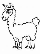 Coloring Alpaca Printable Llama Clipart Drawing Llamacorn Lama Supercoloring Animals Unicorn Sketch Sketchite Colouring Llamas Sheets Clipartmag Getdrawings Alpacas Version sketch template