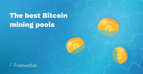 Minergate is a multicurrency mining pool created in 2014 by a group of blockchain enthusiasts. The Best Bitcoin Mining Pools - Close Up Review