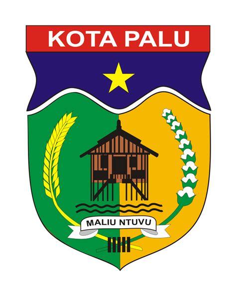 logo kota palu provinsi sulawesi tengah original psikolif